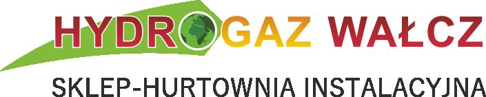 Hydro gaz logo z budynkkiem
